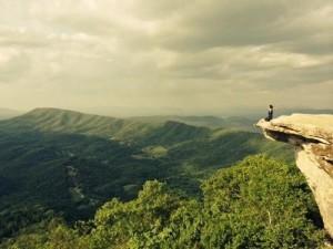 julie-fast mountain