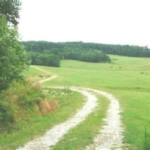 road pastureland