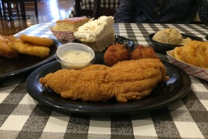 the best fried catfish around