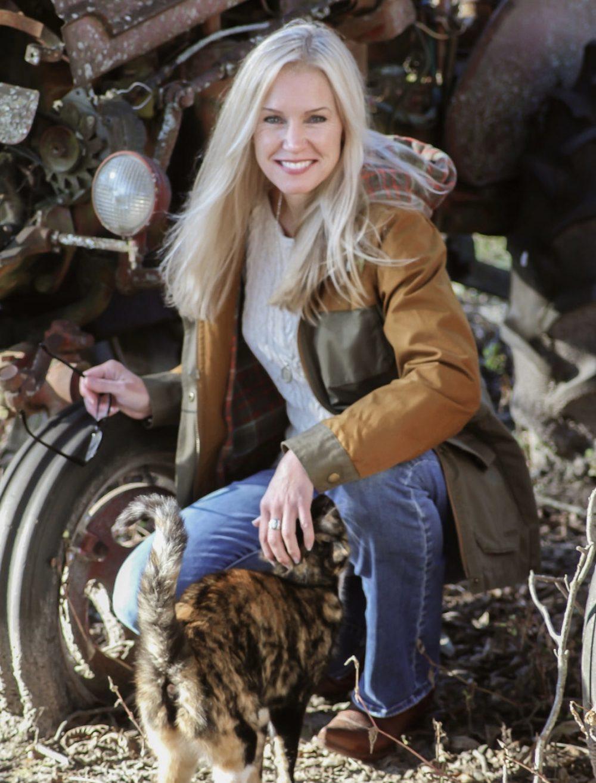 Alabama Author, Elizabeth Mozley